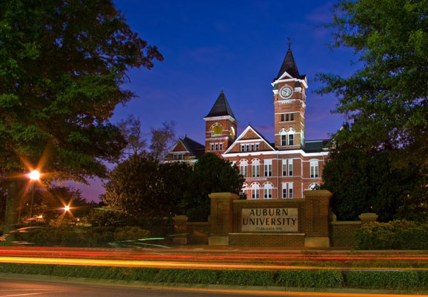 Auburn University pharmacy schools in US
