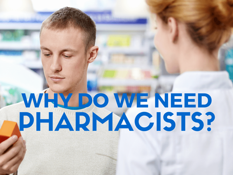 What does a pharmacist do? 6 things a pharmacist does everyday
