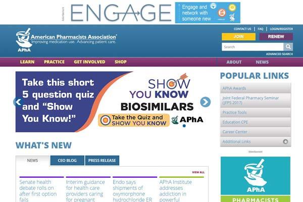 One of the best pharmacy school blogs in America.